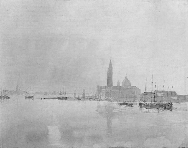 William Turner, Venecia